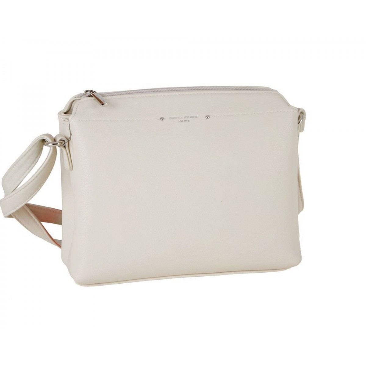 Жіноча сумка David Jones CM6058 CREAMY WHITE
