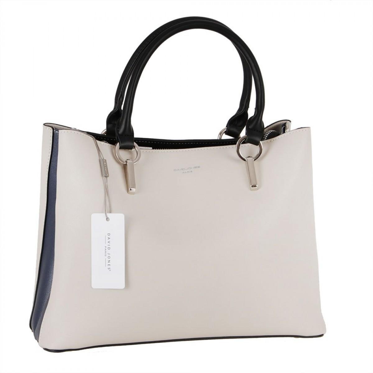 Жіноча сумка David Jones CM6131 BEIGE