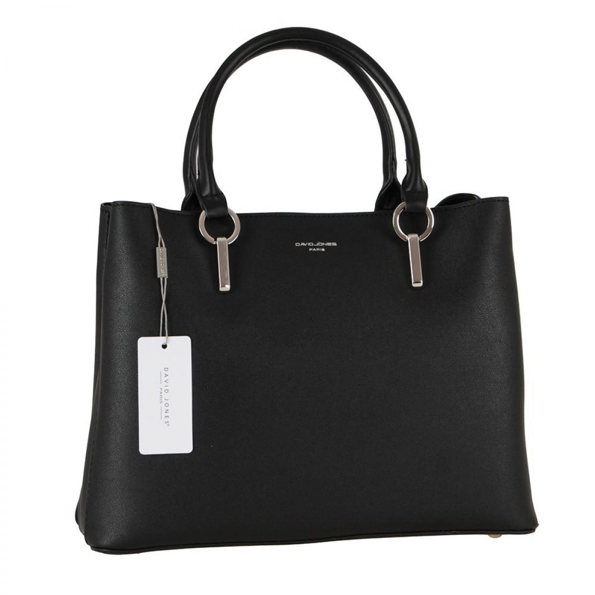 Жіноча сумка David Jones CM6131 BLACK