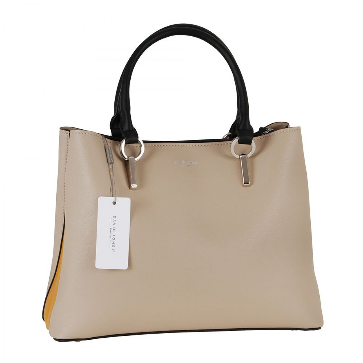 Жіноча сумка David Jones CM6131 L.CAMEL