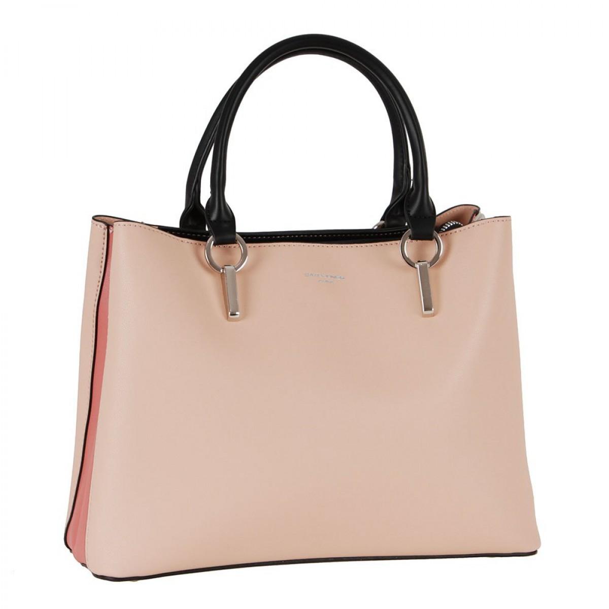 Жіноча сумка David Jones CM6131 PINK