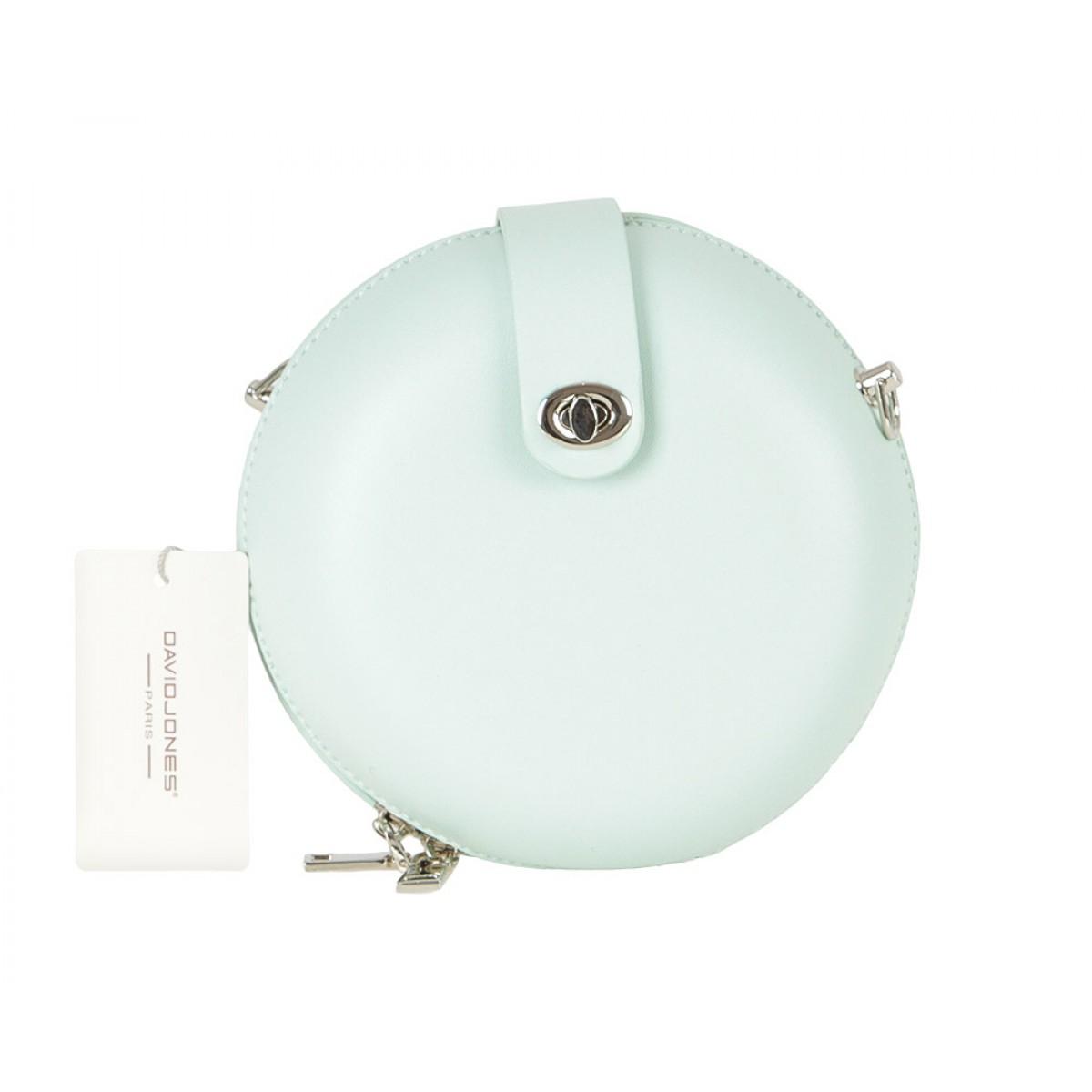 Жіноча сумка David Jones K017 APPLE GREEN
