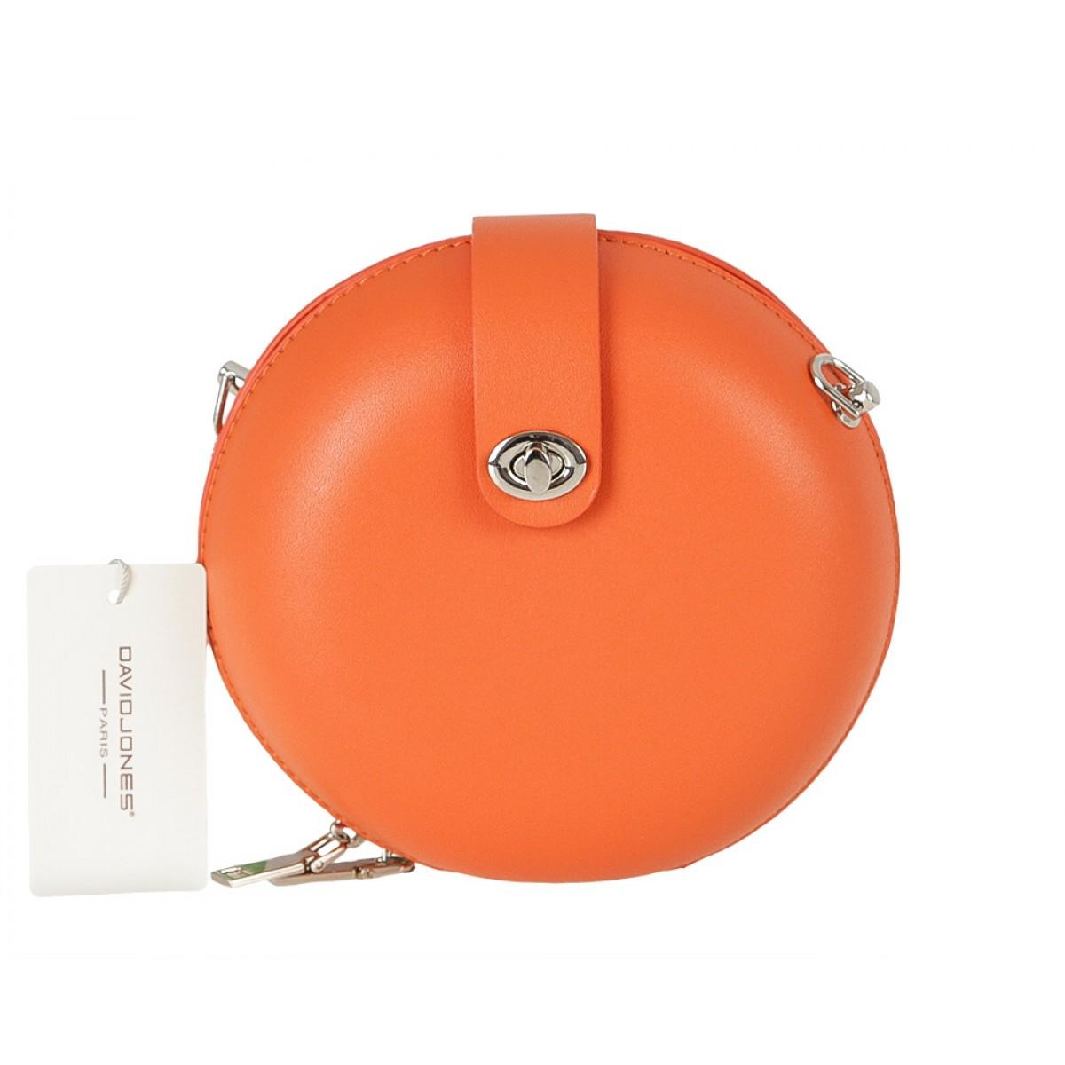 Жіноча сумка David Jones K017 ORANGE