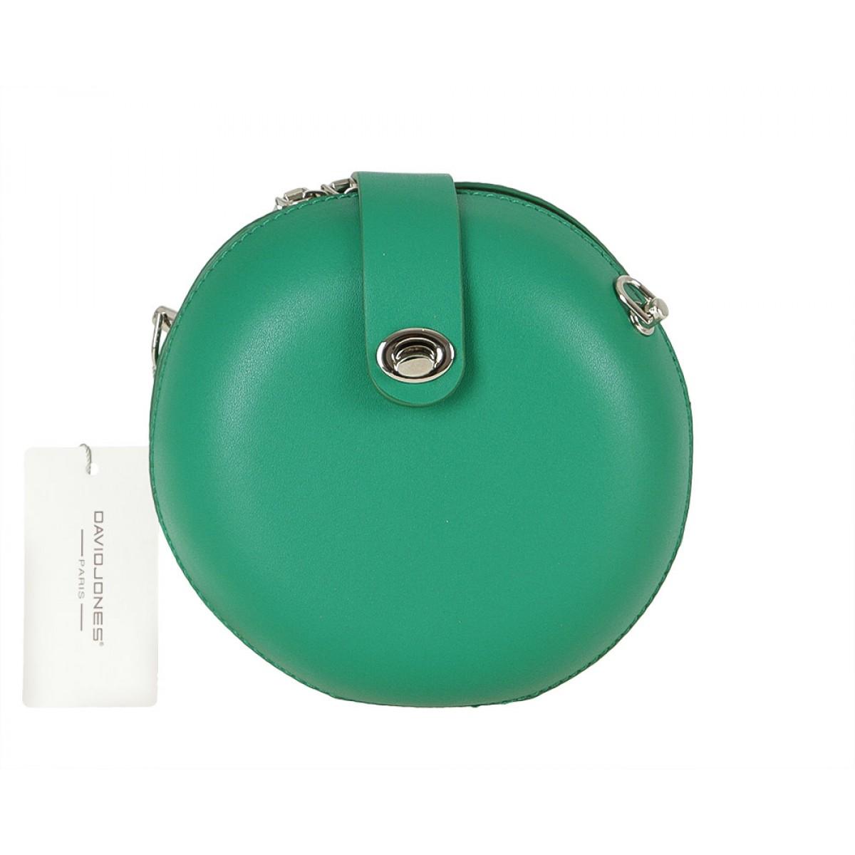 Жіноча сумка David Jones K017 GREEN