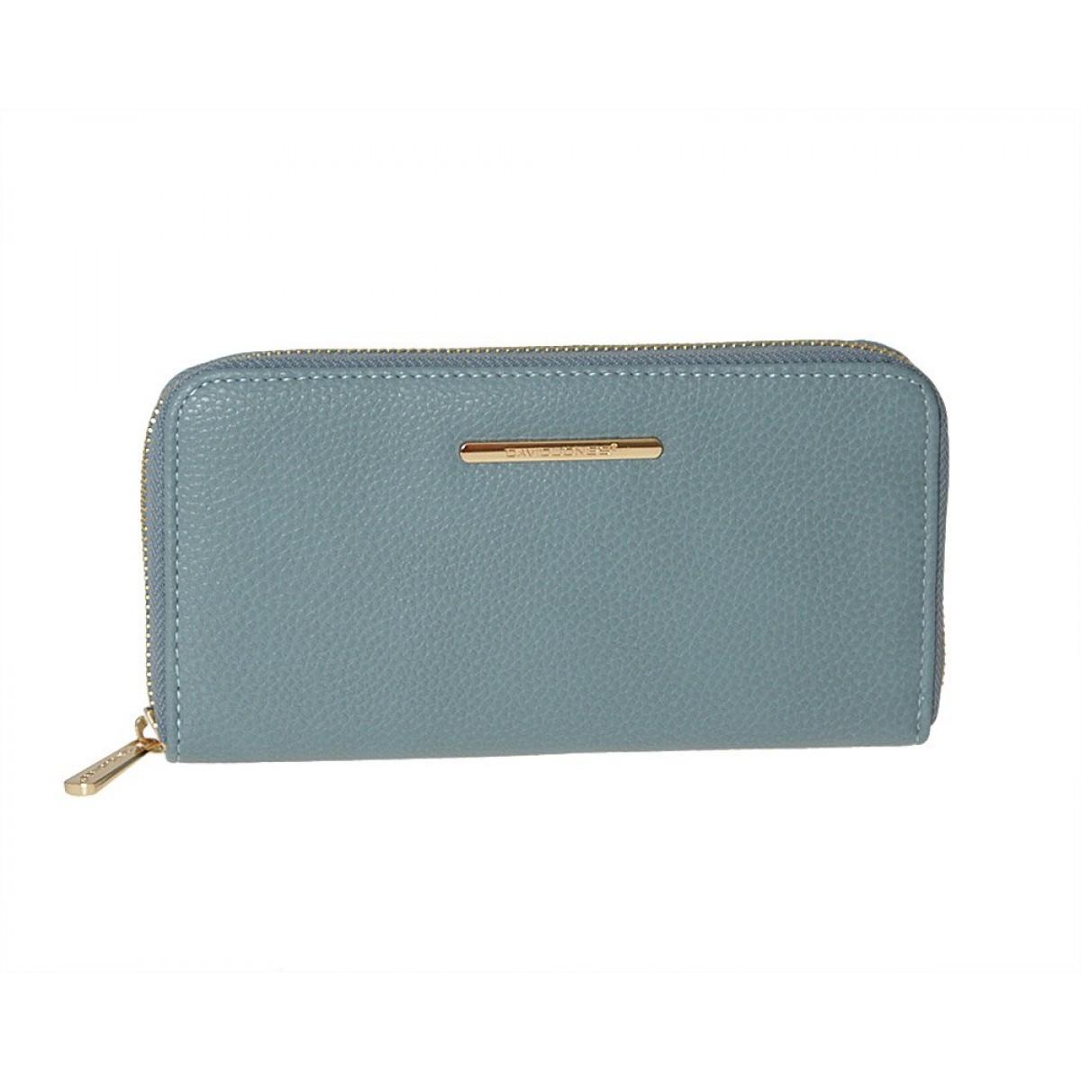Жіночий гаманець David Jones P031-510 Blue