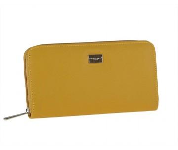 Жіночий гаманець David Jones P043-510 YELLOW