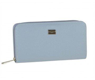 Жіночий гаманець David Jones P043-510 PALE PURP
